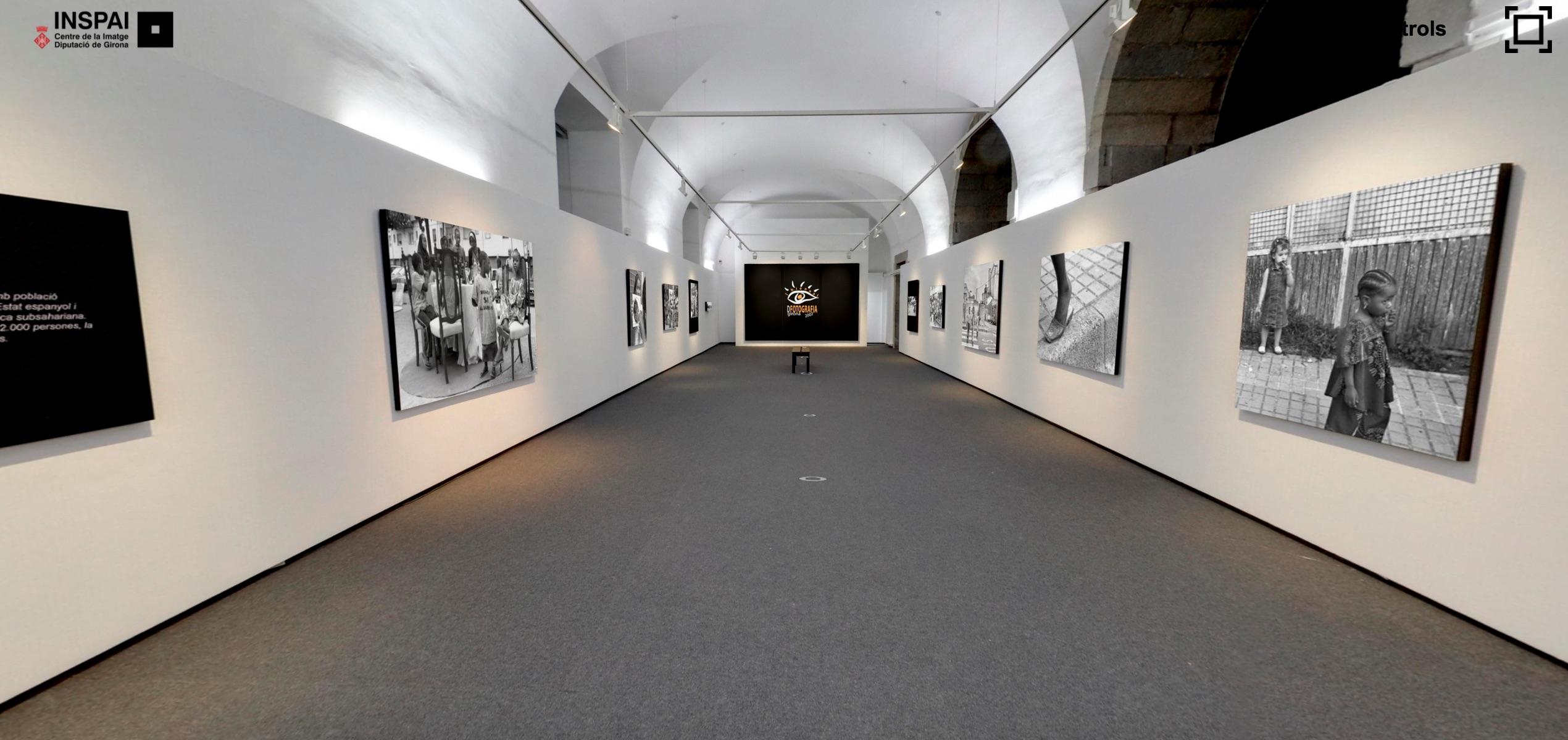 Img Presentació de l'exposició virtual interactiva de la I Biennal Internacional de Fotografia