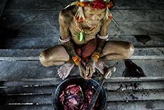 Imatge exposició Mentawai, progrés o retrocés?