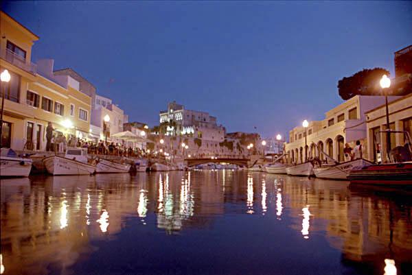 Viatge a l'illa de Menorca