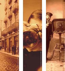 Els punts d'INSPAI. 2006 Sèrie «Retratistes i fotògrafs»