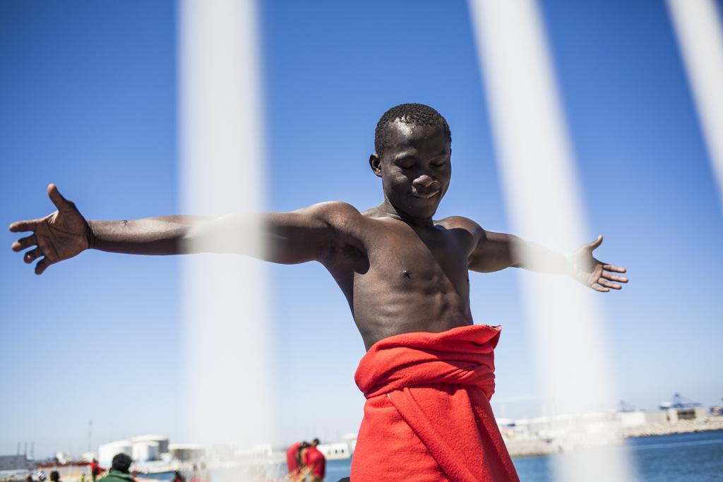 Img Un reportatge fotogràfic sobre el fenomen migratori guanya la dissetena