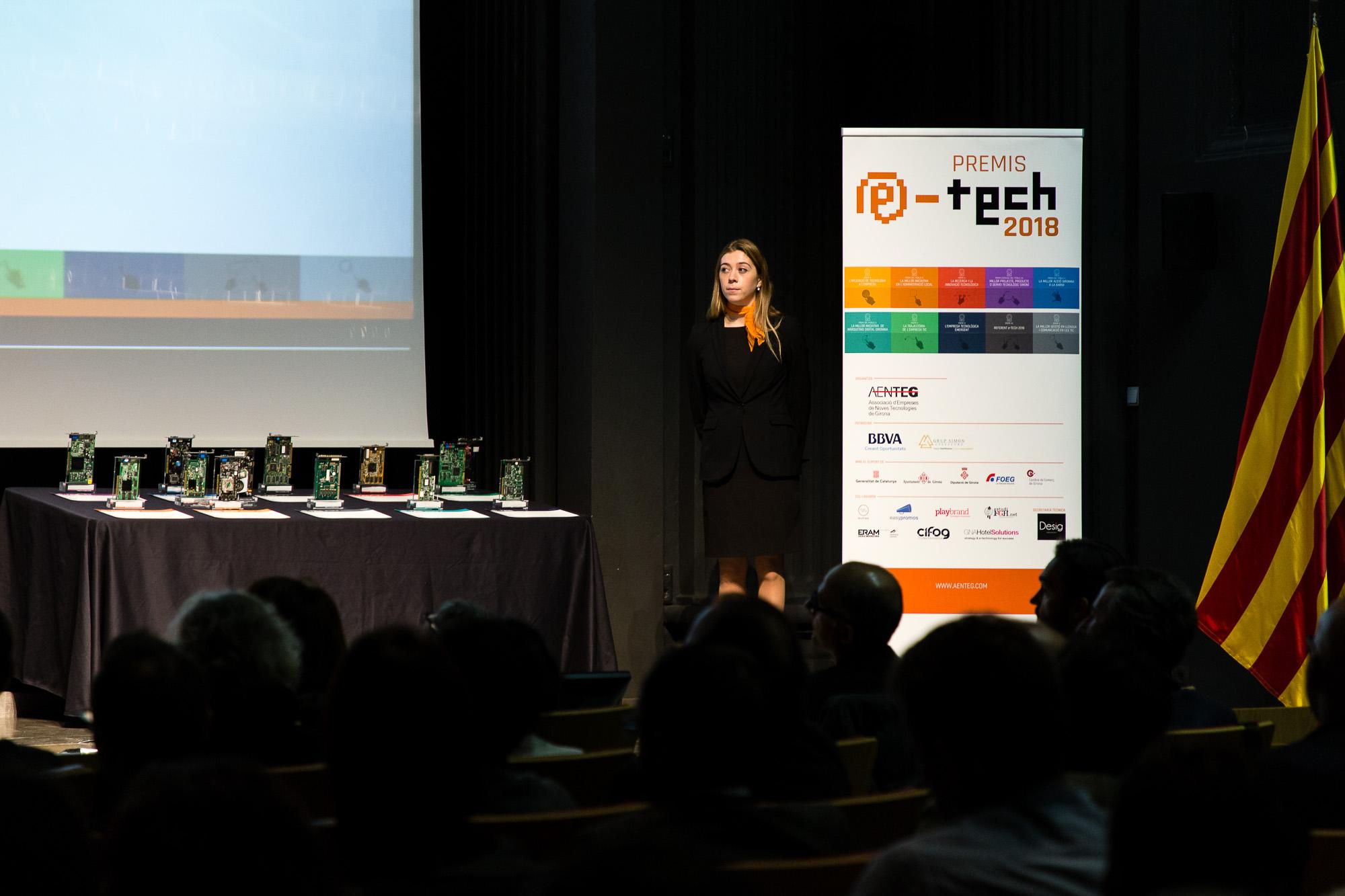 Img La web d'INSPAI, finalista dels premis tecnològics E-TECH 2018