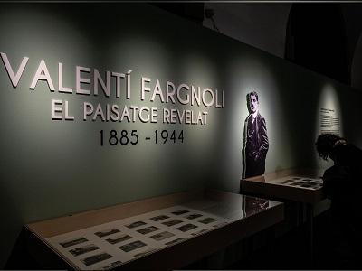 Imatge notícia - Una exposició de fotografies de Valentí Fargnoli a la Casa de Cultura mostra les comarques gironines de fa un segle